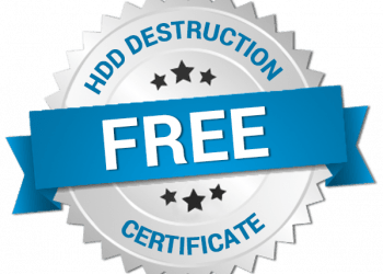 Data-Clearing-Certificate-Computer-Recycling-Destruction-HDD-hard-drive